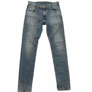 Levi's 512 29x31 Slim Taper Stretch Jeans Blue